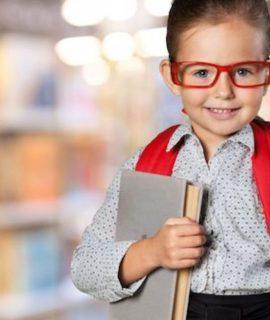 Volta às aulas: hora de visitar o oftalmologista