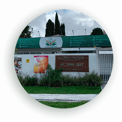 Policlínica em Curitiba - Clínica Meitan